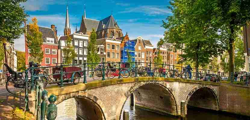 Amsterdam Europe canal featured shutterstock 188438480