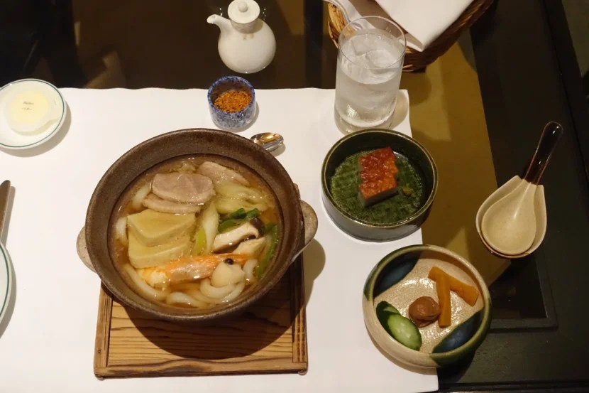 The udon soup was probably the best I've ever had.