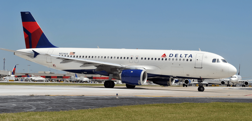 Enjoy priority boarding when flying Delta and other benefits with the Gold Delta SkyMiles Card from American Express.