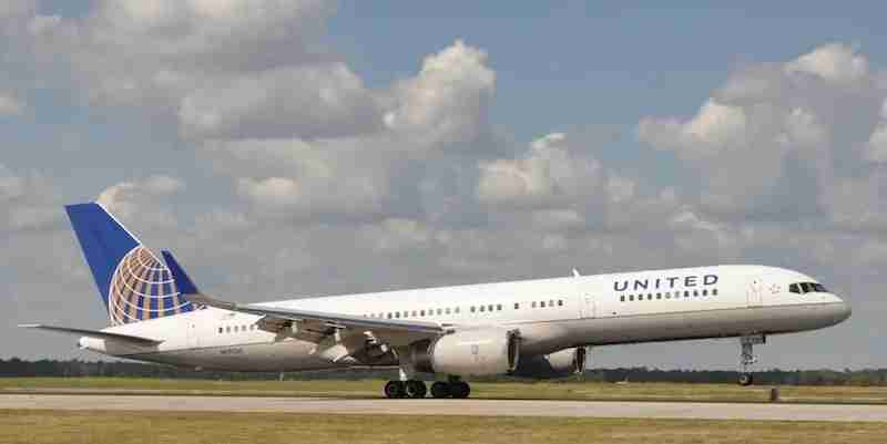 United 757 feat