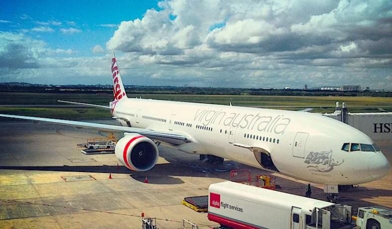 Virgin Australia flies to LA from both Sydney and Brisbane.