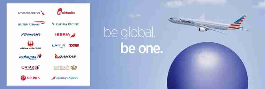 Airline alliances like oneworld will start to fade.
