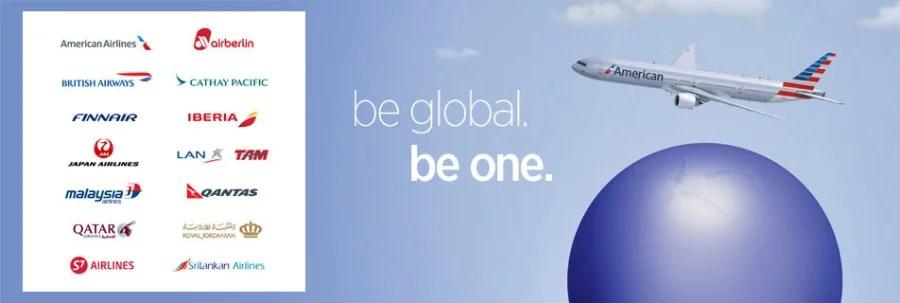 oneworld banner