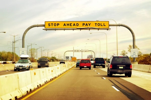 Toll payments often earn 2 points per dollar.