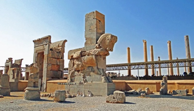 If you visit Iran, be sure not to miss the magnificent ruins at Persepolis. Photo courtesy of Shutterstock.
