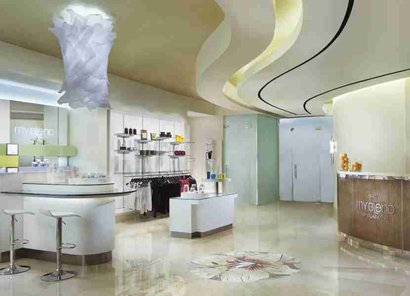 Every treatment at Spa My Blend is 100% customizable. Photo courtesy of Rit.z-Carlton Toronto