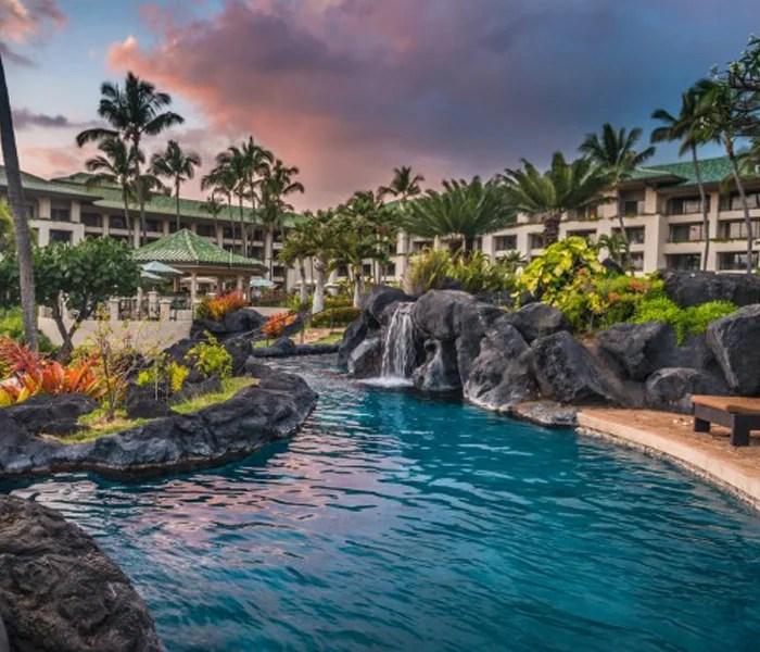The Gem Of The Grand Hyatt Kauai The Pools The Points Guy