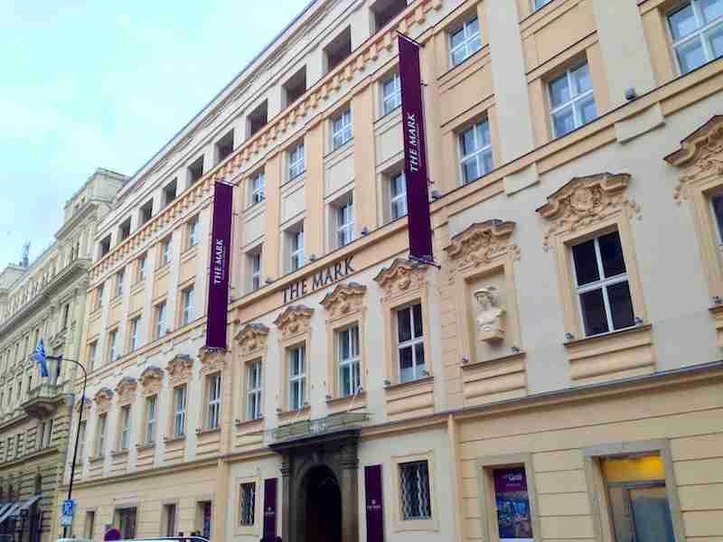 The Mark is a warm, stylish hotel centrally located near Old Town, and other museums, sights and eateries.