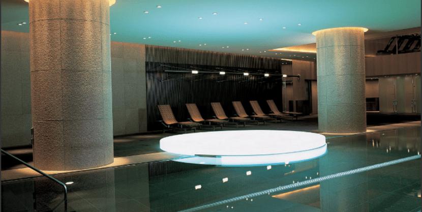 The Grand Hyatt Tokyo, an Amex FHR property.