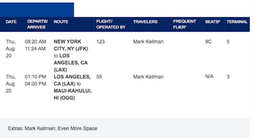 Flight deals from lax to maui