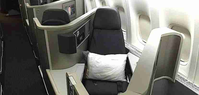 Fewer systemwide upgrades may mean less time in business class.
