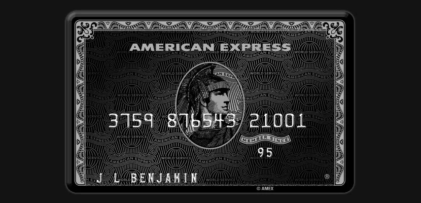 The Inside Scoop On The Amex Centurion Black Card