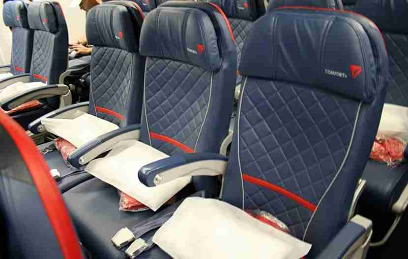 Delta Comfort+ is okay, but I don