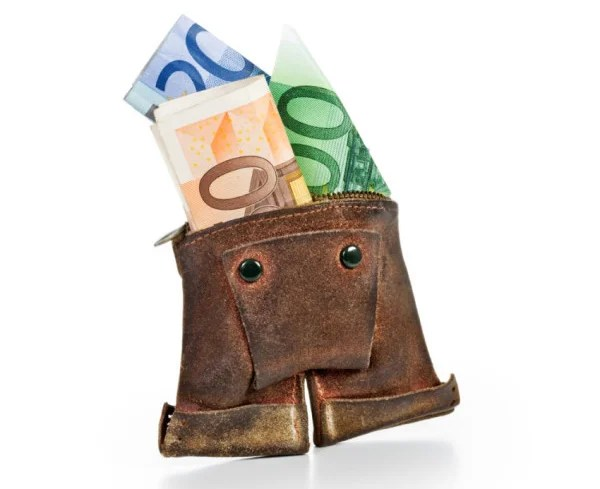 Putting your Euros into lederhosen? Get a refund! Image courtesy of Shutterstock.