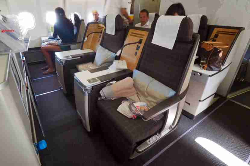 SWISS has one of the best business-class products out there.
