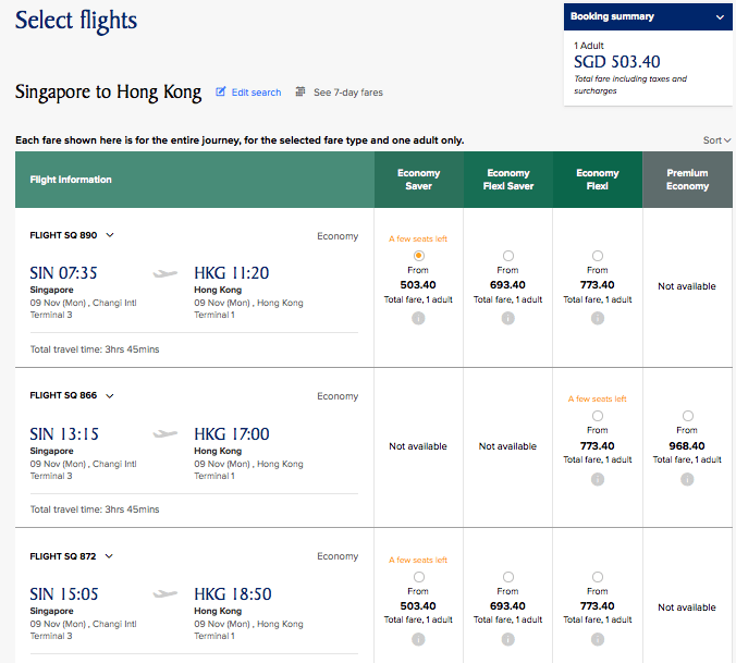 Roundtrip flight prices were a little more in line.
