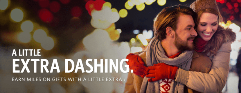 The holidays are even more rewarding when you shop at select retailers.