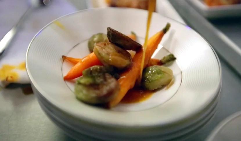 Some delicious veggies.
