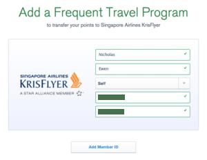UR add Singapore