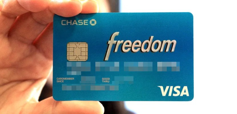 The Chase Freedom features quarterly bonus categories, earning you 5x points on up to $1,500 in spending.
