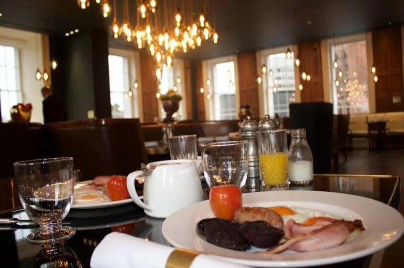 great northern london breakfast