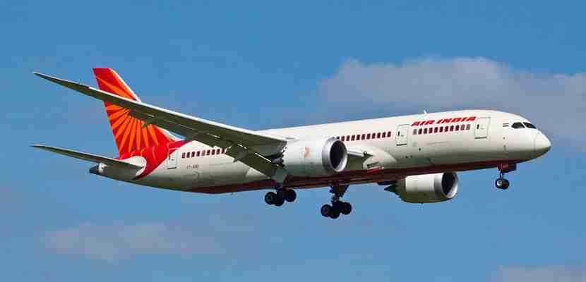 Air India expanded its presence in the US. Image courtesy of Shutterstock.