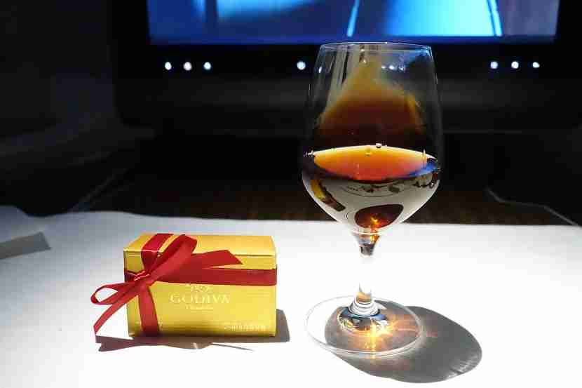 Scotch and chocolates ... all better now.