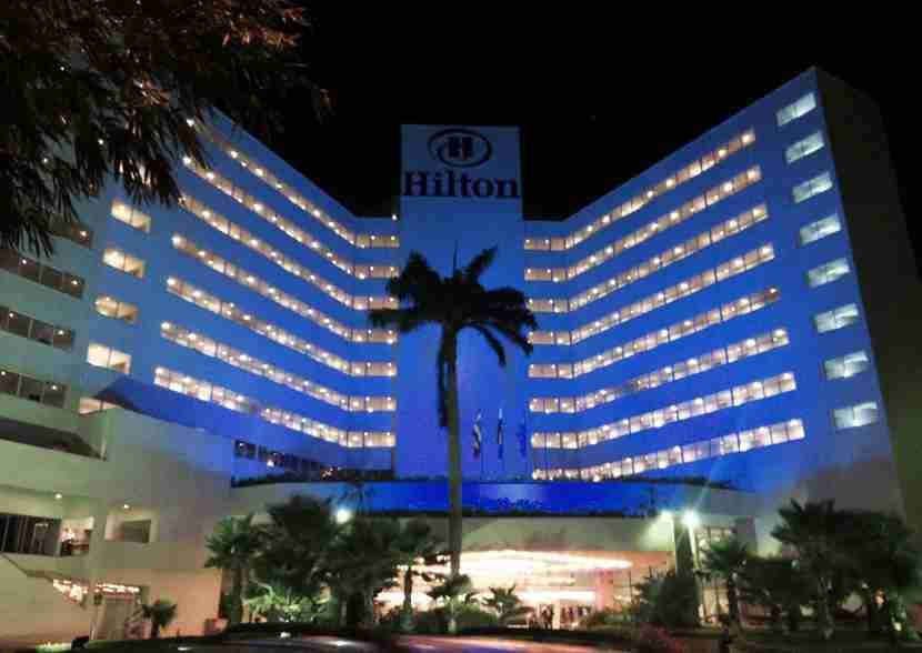 The Hilton Cartagena