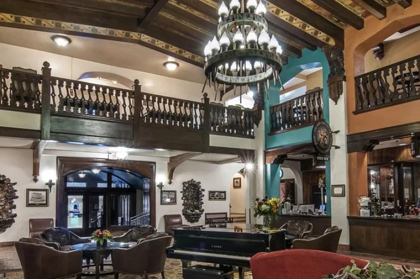 The Hotel Alex Johnson Rapid City, part of Hilton's Curio Collection.