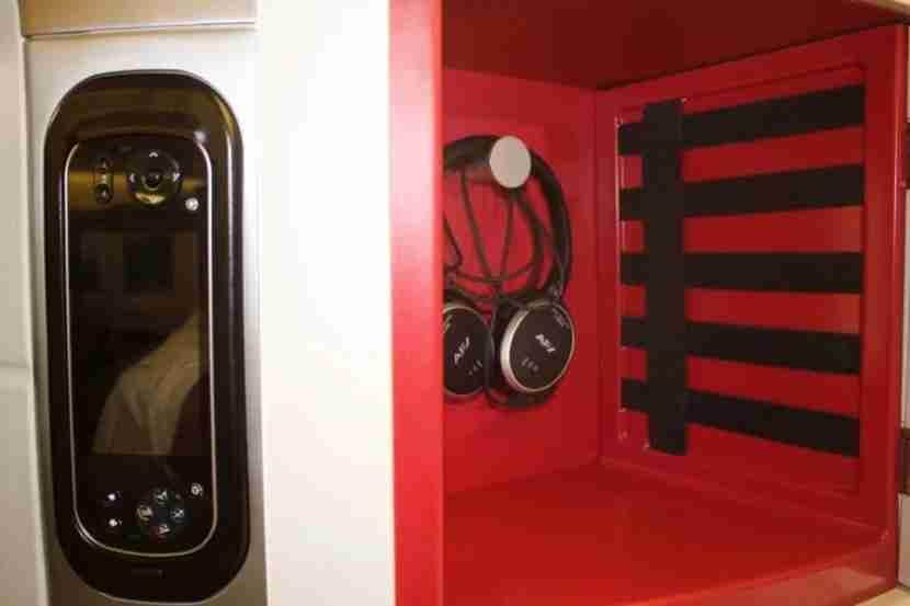 air france business class headphones