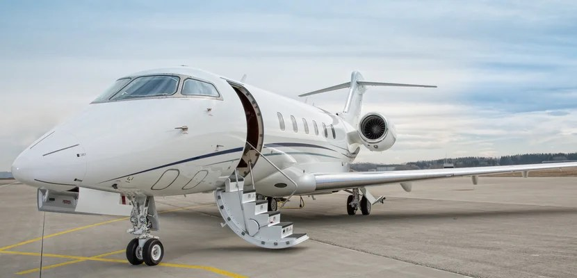 Etihad Now Lets You Pair a Private Jet with Your Residence or Apartment Booking