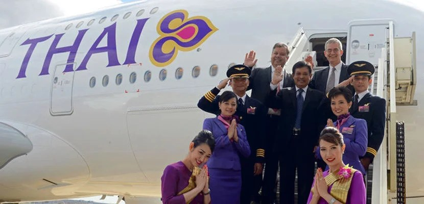 Thai Airways could resume service to Los Angeles in 2016.