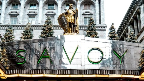 Hotel Review The Savoy London