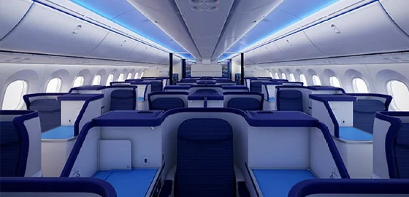 ana 787 interior