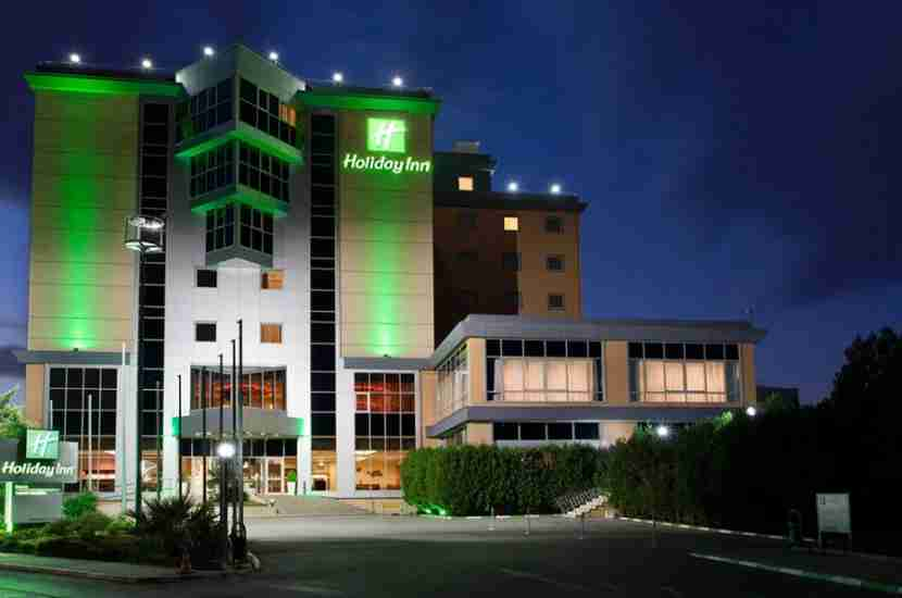 The Holiday Inn Bursa. Image courtesy of IHG.