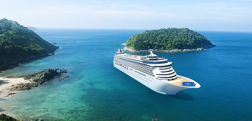 Miles from the Capital One Venture Rewards Card can be redeemed for cruises and other travel expenses.