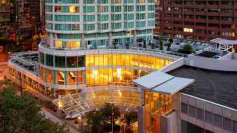 A five-night package for a Category 7 hotel like the Vancouver Marriott Pinacle Downtown costs 200k point and up.