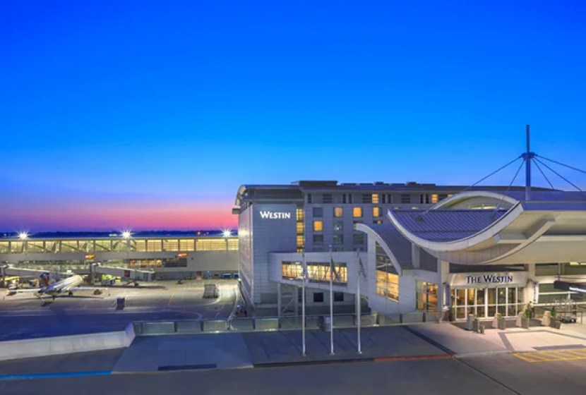 The Westin Airport Detroit.