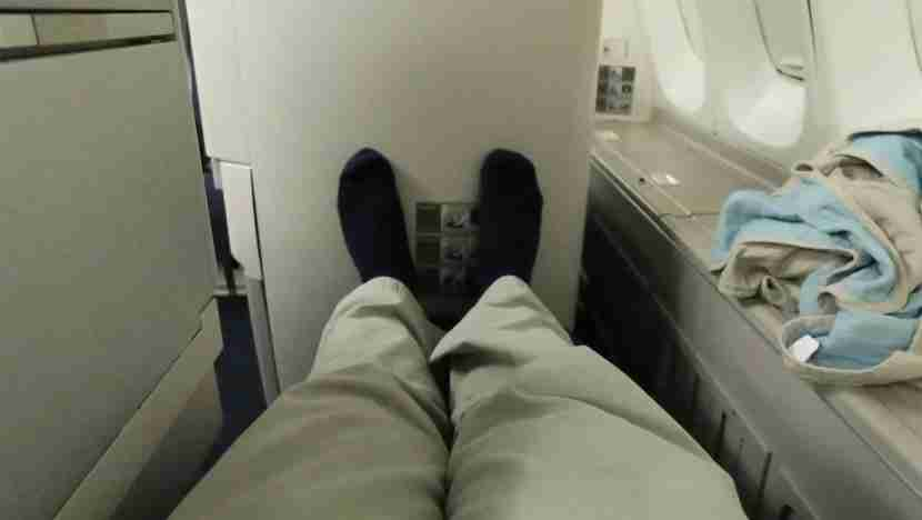 The standard Club World seats only have 6 feet of pitch, so make sure to get an exit row seat if you