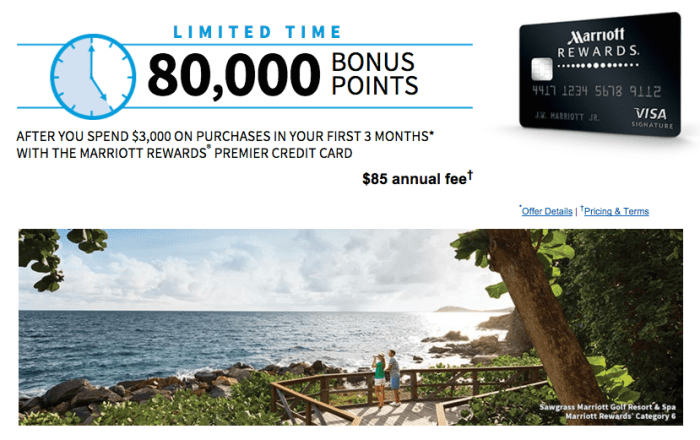 The new sign-up bonus on the Marriott Premier Card can open up a variety of great redemptions.