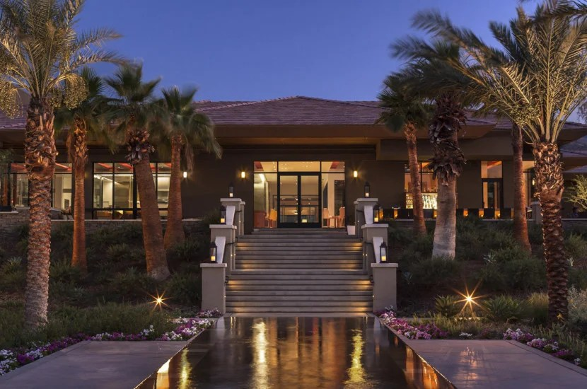 The Ritz-Carlton, Rancho Mirage. Image courtesy of Ritz-Carlton.