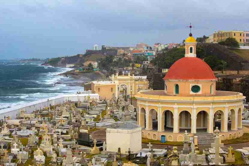 Puerto Rico is another destination that benefits from Korean Air