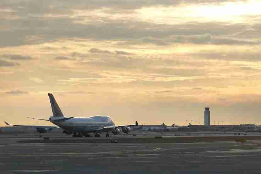 Is United saying farewell to the 747 anytime soon?