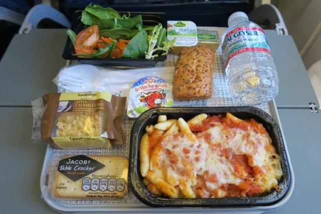 Výsledek obrázku pro american airlines food