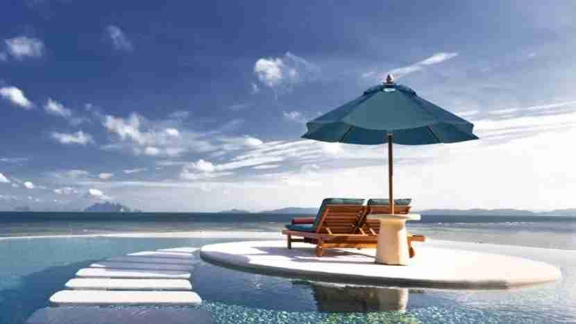 Experience luxury at The Naka Island Resort & Spa, part of Starwood