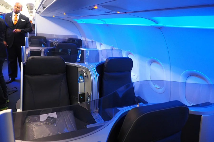 Review Jetblue Mint New York Jfk To San Francisco