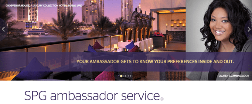 100-night Platinum members get assigned an ambassador to handle any and all requests.