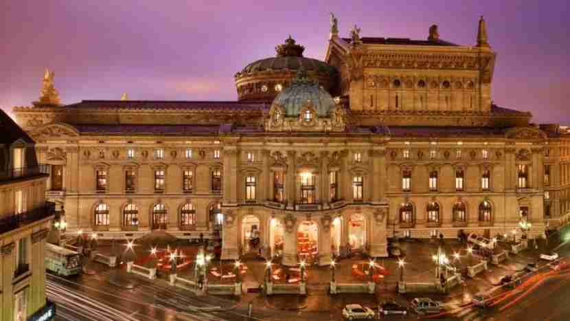 The W Paris Opera is now a Category 6 property, having gone down a Category.
