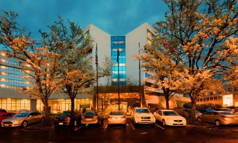 As of March 30, the Embassy Suites by Hilton Portland Washington Square will become a Category 6 property.