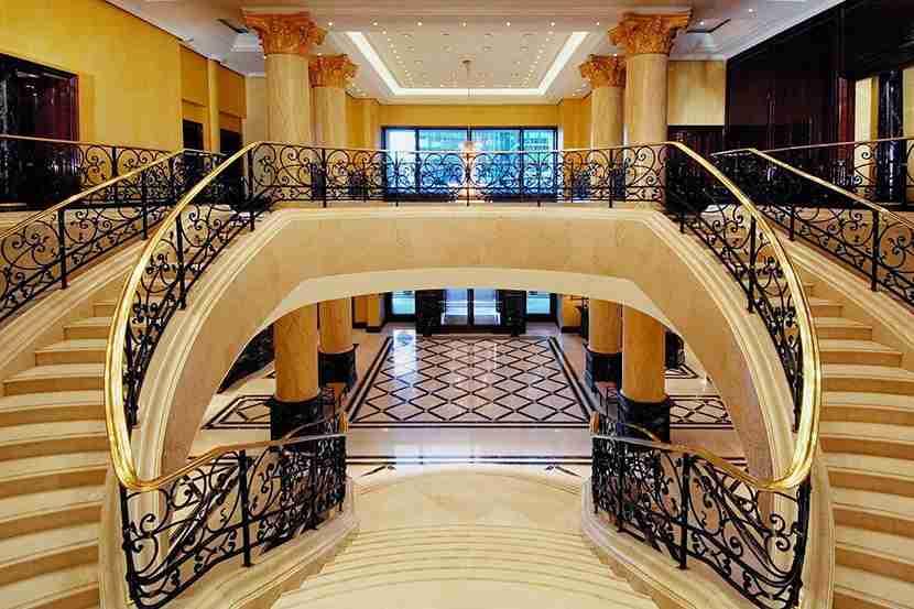 The Ritz-Carlton Berlin, a Tier 3 property.